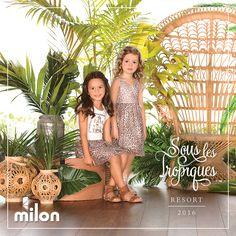 Coleção Milon Resort 2016 cenografia por Alexandra Difa - Assistente cena Juliano Lueders