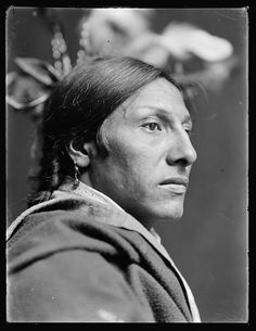 Amos Two Bulls, a Sioux Indian from Buffalo Bill's Wild West Show
