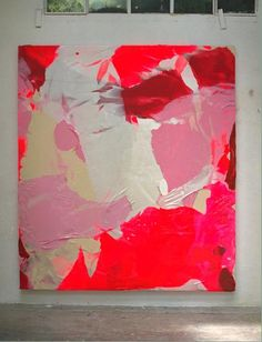 1994 - LACCA Polymer on canvas 220x195cm