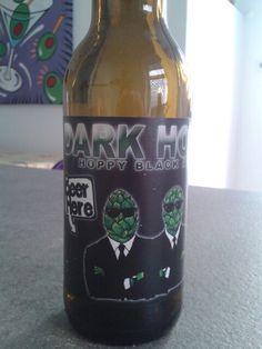 Dark Hops, Beer Here, double black ipa, Denmark