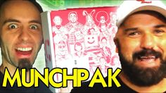 Watch Part 1 on Mark's Channel: https://www.youtube.com/watch?v=v7V0h2rj9zw MUNCHPAK UNBOXING - I met up with my friend Mark from the YouTube channel OuttatTheBox and we did an unboxing of a MunchPak Box that Mark received. MunchPak boxes are packed with snacks from around the world.   You HAVE to watch our latest video! https://www.youtube.com/playlist?playnext=1&list=UUu9UOdsWTNRopIP-RSWuEDQ   Mark likes to collect and unbox Funko Pop toys. Check out his channel at…