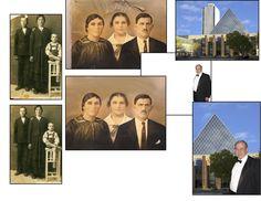 Practise, Practise, Practise Photo Restoration, Photo Wall, Frame, Decor, Decorating, Fotografie, Inredning, Frames, Interior Decorating