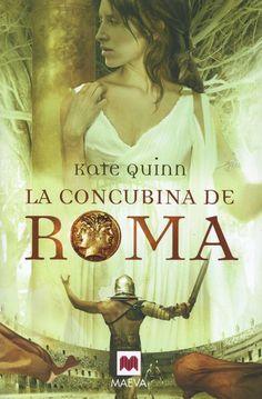 La concubina de Roma / Kate Quinn. Arius el Bárbaro hace honor al juramento de los gladiadores y se convierte en uno de los hombres más conocidos de la Roma de Domiciano por su temeridad y brutalidad en la arena. Thea, la culta esclava procedente de Judea, se enamora de él cuando acompaña a su dueña, la pretenciosa Lépida Pollia, a este cruel espectáculo. Mientras Lépida aspira a convertirse en la mujer más poderosa de Roma cautivando el corazón del emperador Domiciano