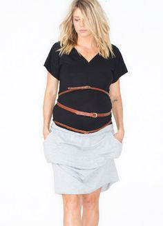 Fillyboo - Sum Of Us Maternity Skirt - Queen Bee Maternity Wear