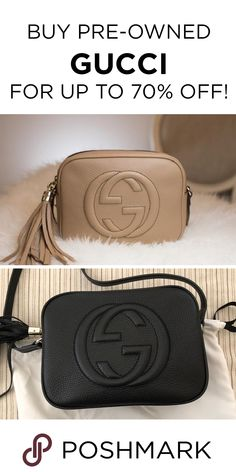 ecf56520227f Find authentic Gucci bags up to 70% off on Poshmark! Gucci Handbags