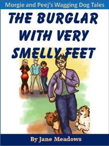 The Burglar with Very Smelly Feet