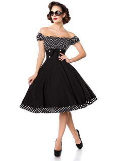 Robe Pin-Up Années 50 Rockabilly Vintage Belsira Bella - Kleider Modelle Pin Up Vintage, Rockabilly Vintage, Look Rockabilly, Rockabilly Outfits, Retro Pin Up, Retro Vintage Dresses, Look Vintage, Rockabilly Fashion, 1950s Fashion