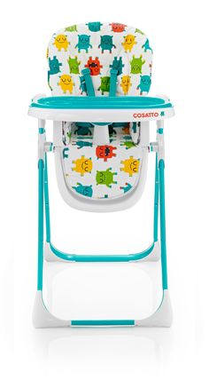 Buy Cosatto Noodle Supa Highchair, Monster Mash from our Highchairs & Boosters range at John Lewis & Partners. Monster Mash, Seat Pads, Nursery Furniture, Baby Feeding, Foot Rest, Baby Gear, Noodles, Car Seats, Kids