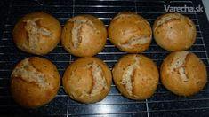 Chlebové špaldovo-ražné pečivo (fotorecept) Bread, Pizza, Food, Basket, Meal, Essen, Hoods, Breads, Meals