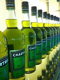 Chartreuses Vertes .