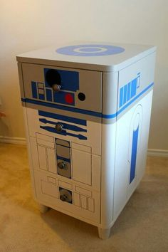 R2d2  I'm so doing this. (Star Wars)