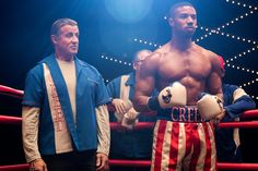"Michael B. Jordan is preparing to make his directorial debut. The actor is set to direct 'Creed III' for MGM. via People: On top of his upcoming directing duties, which were first reported by The Hollywood Reporter, Jordan will reprise his role as Adonis ""Donnie"" Johnson Creed and also produce the film, the outlet reported. Sylvester Stallone, Michael B Jordan, Lori Harvey, Steve Harvey, Tessa Thompson, Rocky Balboa, Denzel Washington, Mike Tyson, Hindi Movies"