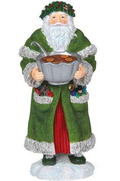 English Santa Sculpture                                                                                                                                                                                 Plus