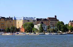 Laivastopuiston tuulinen kävelyreitti on hyvin suosittu [Sakke Somerma] Beijing, Shanghai, Helsinki, Manila, All Over The World, Finland, Singapore, Cities, Trips