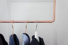 Copper Hanger Medium by Jasper Heiligtag on CROWDYHOUSE - ✓Unique Design Products ✓30 Day Returns ✓Buyer Protection