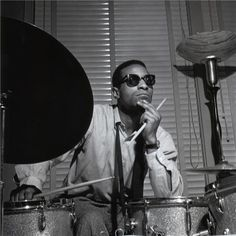 Max Roach © Photo by Francis Wolff