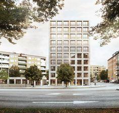 Tideliustäppan Stockholm Jägnefält Milton Arkitekter