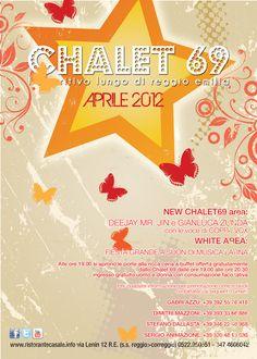 Chalet 69 @ il Casale Risto Village Reggio Emilia, Italy