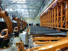 Ach, Du dickes Blech   Railway Solutions - Made by KUKA Systems.