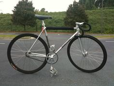 My Bridgestone Track Bike photo