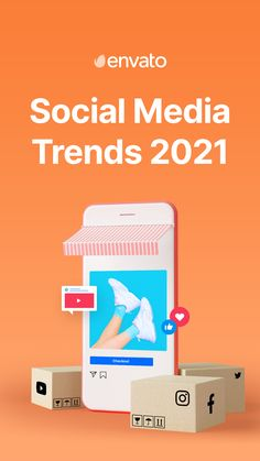 Want to stay ahead of the social media game? Here are the biggest social media trends predicted for 2021 and beyond.
