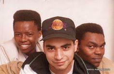 My first Hip hop group