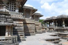 Hoysaleswara Temple: Halebid Temple complex