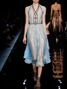 Reem Acra Fall 2016. New York Fashion Week.