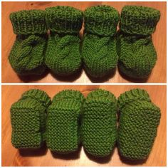 Epipa baby booties