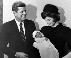 President-elect JFK and wife Jackie stand together during the christening of son John Fitzgerald Kennedy Jr. at the chapel of Georgetown University in Washington D. was born Nov. John Kennedy Jr, Jfk Jr, Jacqueline Kennedy Onassis, Les Kennedy, Caroline Kennedy, Jaqueline Kennedy, Caroline Lee, Ava Gardner, Grace Kelly