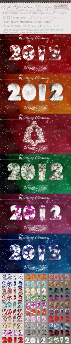 HappyNewYear and Christmas and More... — Photoshop PSD #snowman #globe • Available here → https://graphicriver.net/item/happynewyear-and-christmas-and-more/1197821?ref=pxcr