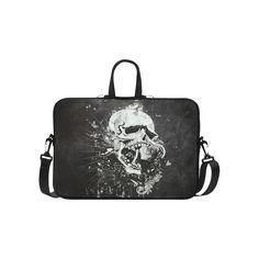Handbags 15 - thanks to the customer! sold at Laptop Handbags, Dark Gothic, Skull, Unisex, Sugar Skull