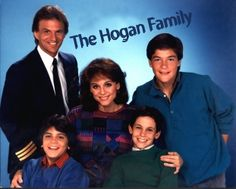 """The Hogan Family with Valerie Harper. It was originally called Valerie's Family but she left after the second season and Sandy Duncan came on as their aunt and it was later changed to just """"The Hogan Family."""""""