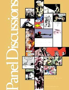 Panel Discussions - Learn from the best, as Will Eisner, Scott Hampton, Mike Wieringo, Walter Simonson, Mike Mignola, Mark Schultz, David Mazzucchelli, Dick Giordano, Brian Stelfreeze, Mike Carlin, Chris Moeller, Mark Chiarello, and others share hard-learned lessons about the design of comics, complete with hundreds of illustrated examples.