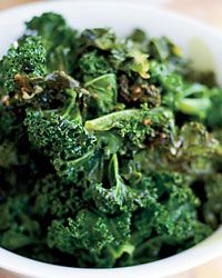 Braised Kale Recipe on Food & Wine