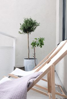 STIL INSPIRATION | Create a stylish green balcony in the city