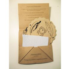 KIT ATRAPASUEÑOS <Mini> Blanco. Kit, Paper Shopping Bag, Cover, Books, Making Dream Catchers, Orange, White People, Livros, Libros