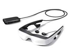 Videobrille für Konsole, Smartphone und TV - ob un...