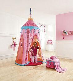 Kidsdecoshop | Haba | Super leuke speeltent prinses | Webshop Kinderkamer Decoratie