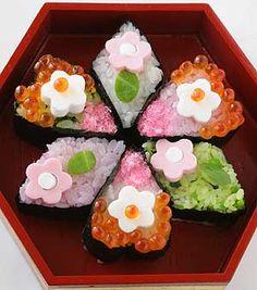 Light Mood: Cute Japanese Food