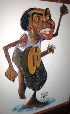 Gilberto Gil  Brazilian singer