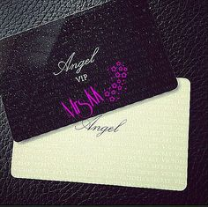 ☆☆Personal Pin☆☆ Upgraded to the Victoria's Secret Angel VIP card. Vip Card, Angel Cards, Victoria Secret Angels, Victoria's Secret Pink, Things To Come, Gifts, Popular, Colors, Presents