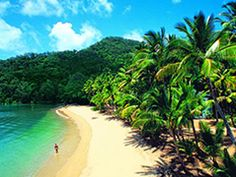 """Dunk Island, Australia. I use to work here in my early twenties. It really wasn't """"work"""" though :)"""