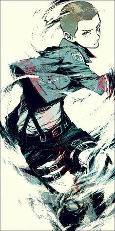 Tags: Anime, Shingeki no Kyojin, 15000 (Artist), Conny Springer