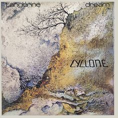 Cyclone (Tangerine Dream album) - Wikipedia, the free encyclopedia Greatest Album Covers, Music Album Covers, Music Albums, Music Pics, Learn To Play Guitar, Great Albums, Progressive Rock, Types Of Music, Cool Guitar