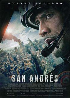 """San Andrés (2015) """"San Andreas"""" de Brad Peyton - tt2126355"""