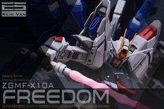 2017 Infinite_Dimension Product : Freedom Gundam Conversion Kit Modeled by Rein_Van Elegant Shape Design 2017 Most Popular Conversion Kit Gundam Seed, Robot Art, Mobile Suit, Shape Design, Booklet, Infinite, Conversation, The 100, Freedom
