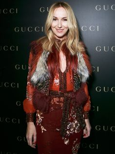 A New Era Begins: Frida Giannini Set to Leave Her Position As Gucci's Creative Director #InStyle