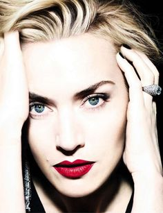 Kate Winslet by Miguel Reveriego for Vogue Spain August 2012