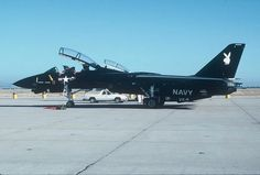 "VX-4's ""Vandy One"" was a big hit on cross-countries and at airshows"